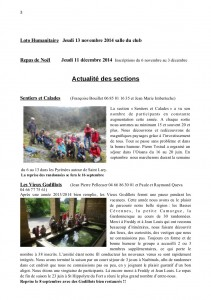 Gazette SEPTEMBRE 3
